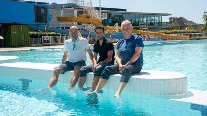 """Openluchtzwembad De Warande dagje dicht voor dringende herstelling: """"Anders riskeren we dat het hele bad leegloopt"""""""