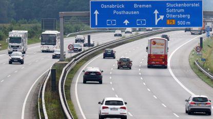 Maximum van 130 op Duitse Autobahn weggestemd