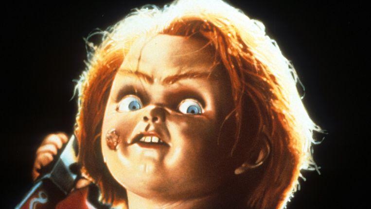 De pop Chucky uit Child's Play Beeld Getty Images