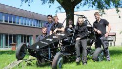 Zelfgemaakte VTI-buggy klaar voor eerste rit