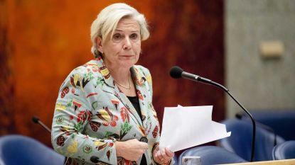 Nederlandse minister biedt parlement excuses aan om burgerdoden in Irak