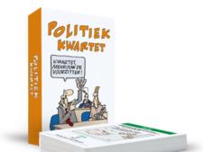 Politiek kwartet met 44 unieke cartoons