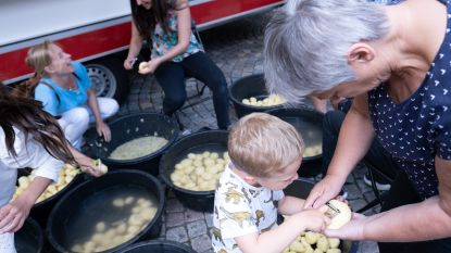 """71 nationaliteiten komen samen om frietjes te bakken: """"Aantal ruim overschreden"""""""
