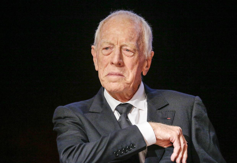 De acteur overleed op 90-jarige leeftijd.