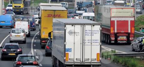 Meer verkeer, maar aantal files neemt af