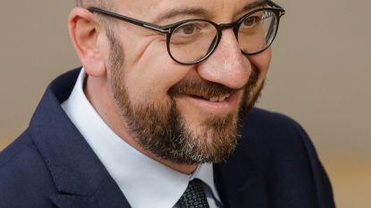 """Charles Michel neemt afscheid: """"290.000 nieuwe jobs en tewerkstellingsgraad van 71 procent, onze grootste trots"""""""