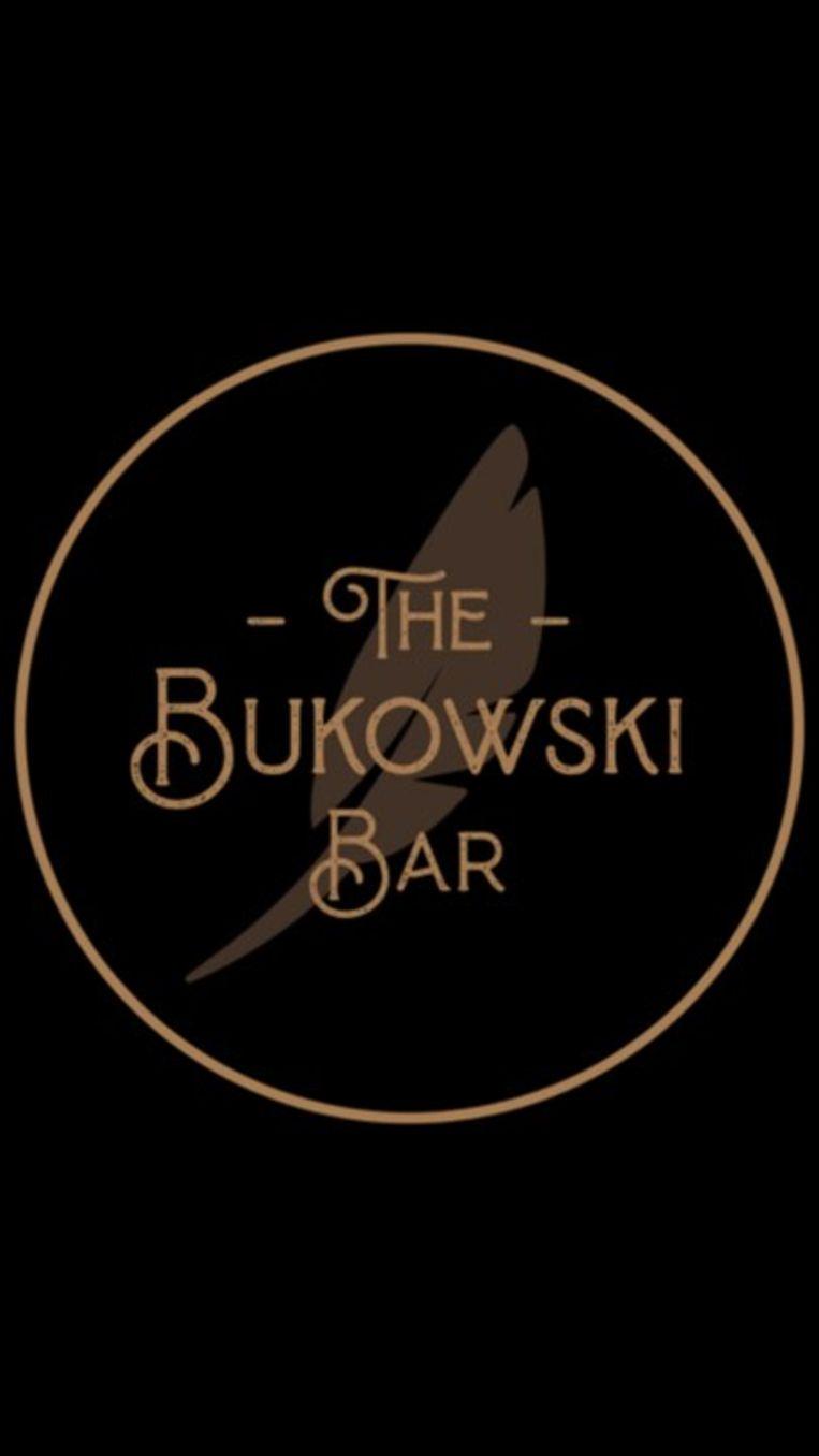 Het nieuwe logo van het café