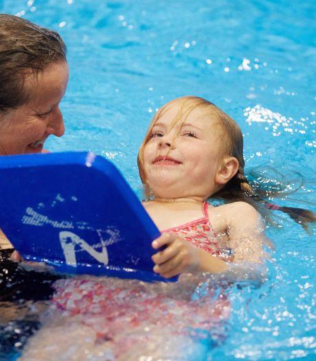 Nederlandse kinderen zwemmen matig