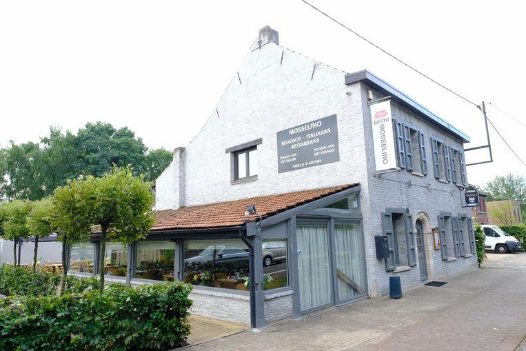 Restaurant Mosselino is verhuisd naar een pand in de Brechtsebaan.