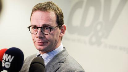 """Beke: """"Ontslag van Francken en vervroegde verkiezingen zijn niet aan de orde"""""""