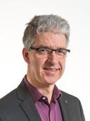 Wethouder Mart van der Poel (Heusden Eén) van de gemeente Heusden