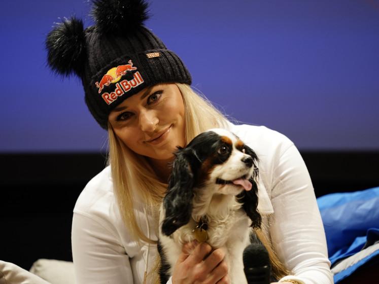 Skikoningin Vonn kan eindelijk op jacht naar record van Stenmark