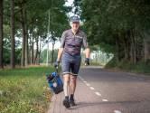 Al fietsend naar de Noordkaap, kwam Leon (60) na 2700 kilometer niet verder dan Zweden