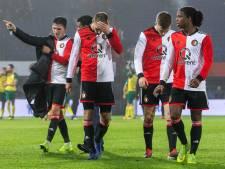 Feyenoord tegen PSV of Fortuna: een wereld van verschil