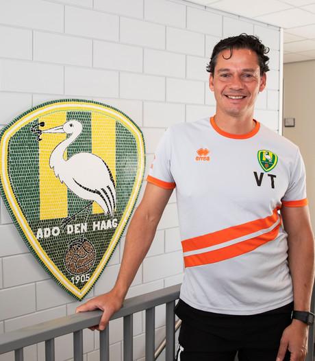 Jong ADO-trainer Virgilio Teixeira blij met deelname derde divisie: 'Een enorme energie'
