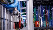Louis Vuitton laat het Parijse Louvre ombouwen tot het Centre Pompidou