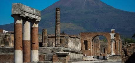 """Des """"neurones"""" humains retrouvés intacts à Pompéi"""