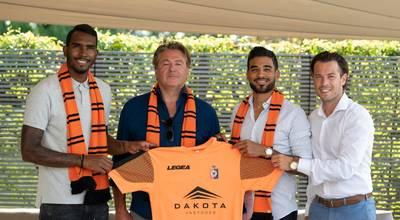 Ronald Vargas et Renato Neto signent à Deinze