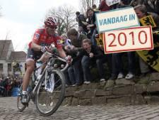 Het 'geheime knopje' op het stuur van Fabian Cancellara