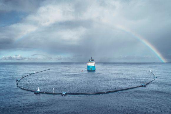 De Ocean Cleanup.