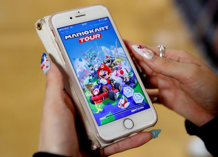 Mario Kart Tour was dit jaar het meest gedownloade spel op iPhone.