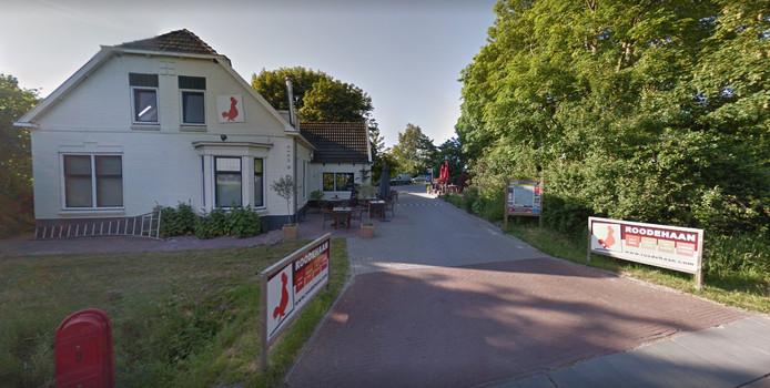 Camping Roodehaan in Noord-Groningen.