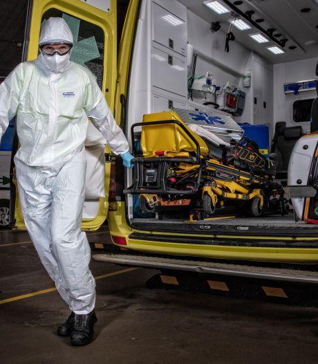 Auke (36) is met de ambulance altijd als eerste bij iemand in nood: frontsoldaat van de coronacrisis