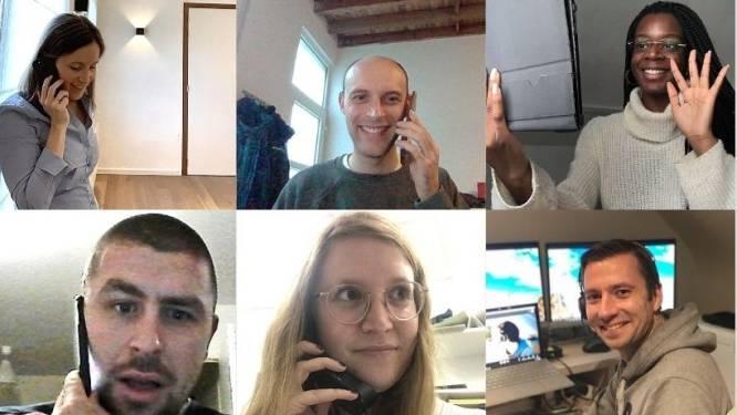 """Jong CD&V Halle lanceert oproep tegen eenzaamheid: """"Bel zondag iemand op uit je contactenlijst"""""""