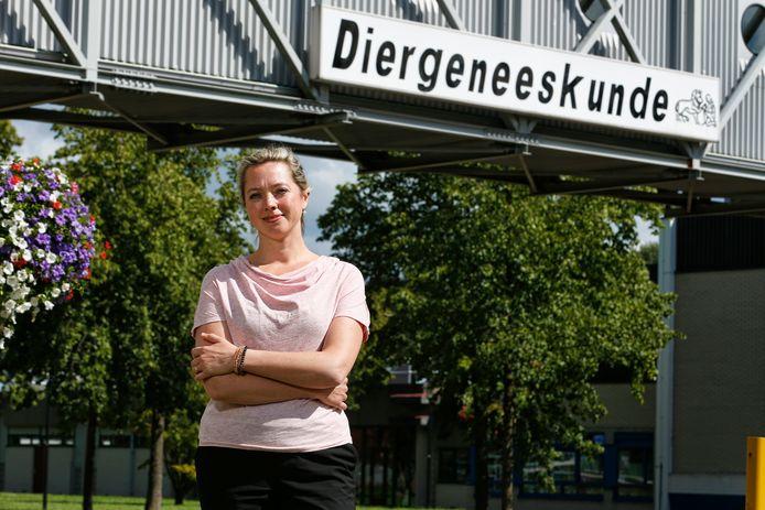 Lidwien Smit, hoofddocent en onderzoeker aan de Universiteit Utrecht.