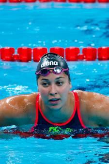 WK-zilver voor estafettezwemsters op 4x50 vrij