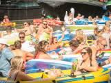 Lekker gek doen op Rubberbootjesfestival