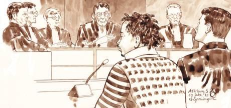 Celstraf 22 jaar lager voor moord Baflo na hoger beroep