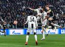 Het laatste bezoek van Ajax aan Italië: Matthijs de Ligt kopt de Amsterdammers naar de 1-2 winst op Juventus.