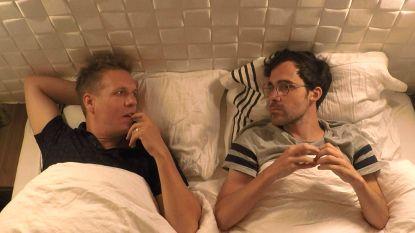 """Kristof Calvo laat achterste van tong zien tijdens bedgeheimen: """"Ik verdien 3.600 euro netto per maand"""""""