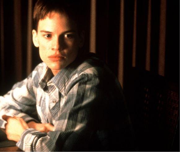 'Toen ik 15 jaar was, ben ik toevallig naar 'Boys Don't Cry' met Hillary Swank beginnen te kijken: plots herkende ik mezelf. Drie jaar later ben ik met hormonen gestart'