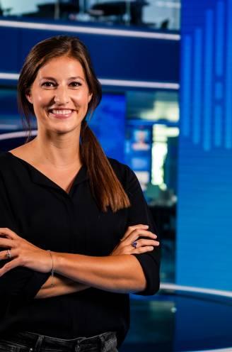 """VTM-sportanker Lies Vandenberghe klaar voor Gouden Schoen en jubileum: """"Voor mij is dertig worden geen mijlpaal, dat was het moederschap"""""""