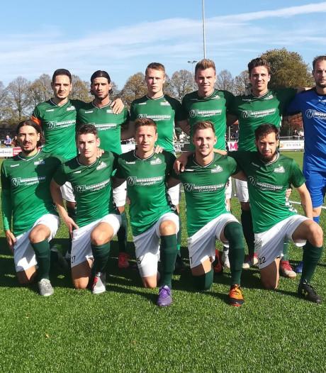HSC'21 onderuit in doelpuntenfestijn tegen UNA