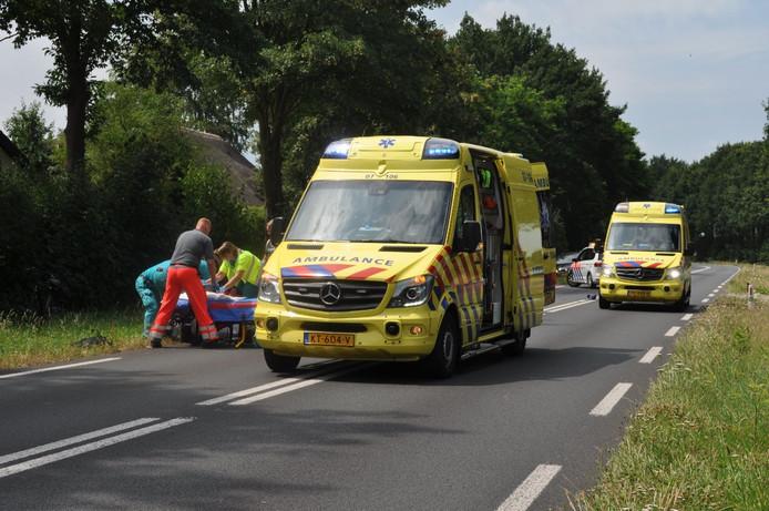 Ongeval bij Didam.
