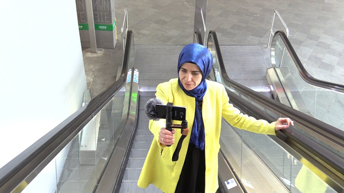 Videostill Rabia Karaman