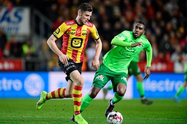 KV Mechelen leende Vanlerberghe vorig seizoen van Club Brugge en nam hem nu definitief over.