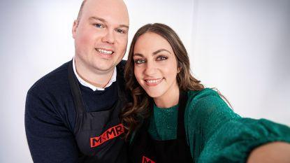 """Ayse en Lorenzo uit 'Mijn keuken mijn restaurant': """"Onze Italiaanse bruiloft valt zo goed als zeker in het water"""""""