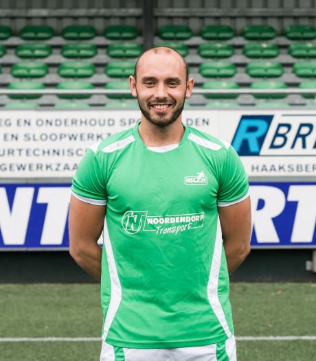 Voormalig profvoetballer Van Dijk in technische staf HSC'21