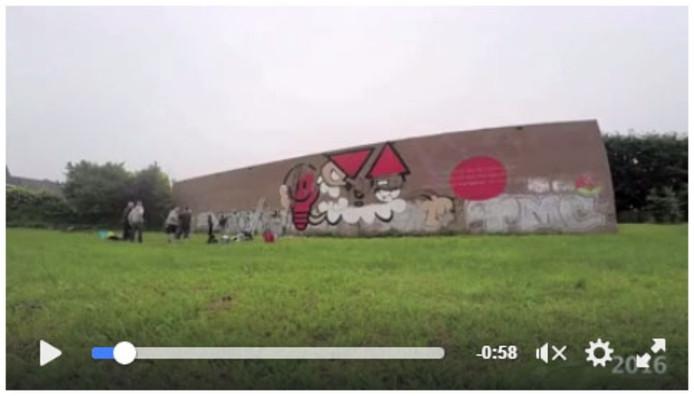 Still uit video van 2Dirty