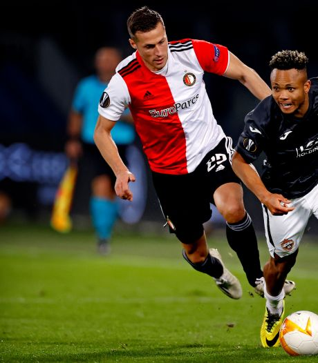 Spajic terug voor duel Feyenoord in Moskou, Malacia blijft thuis