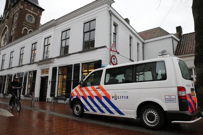 Overval op brillenzaak in Oosterhout.