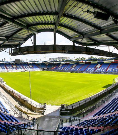 Willem II krijgt van gemeente Tilburg uitstel van betaling stadionhuur