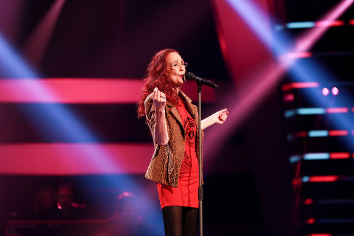 Noble knock-outs The Voice Senior