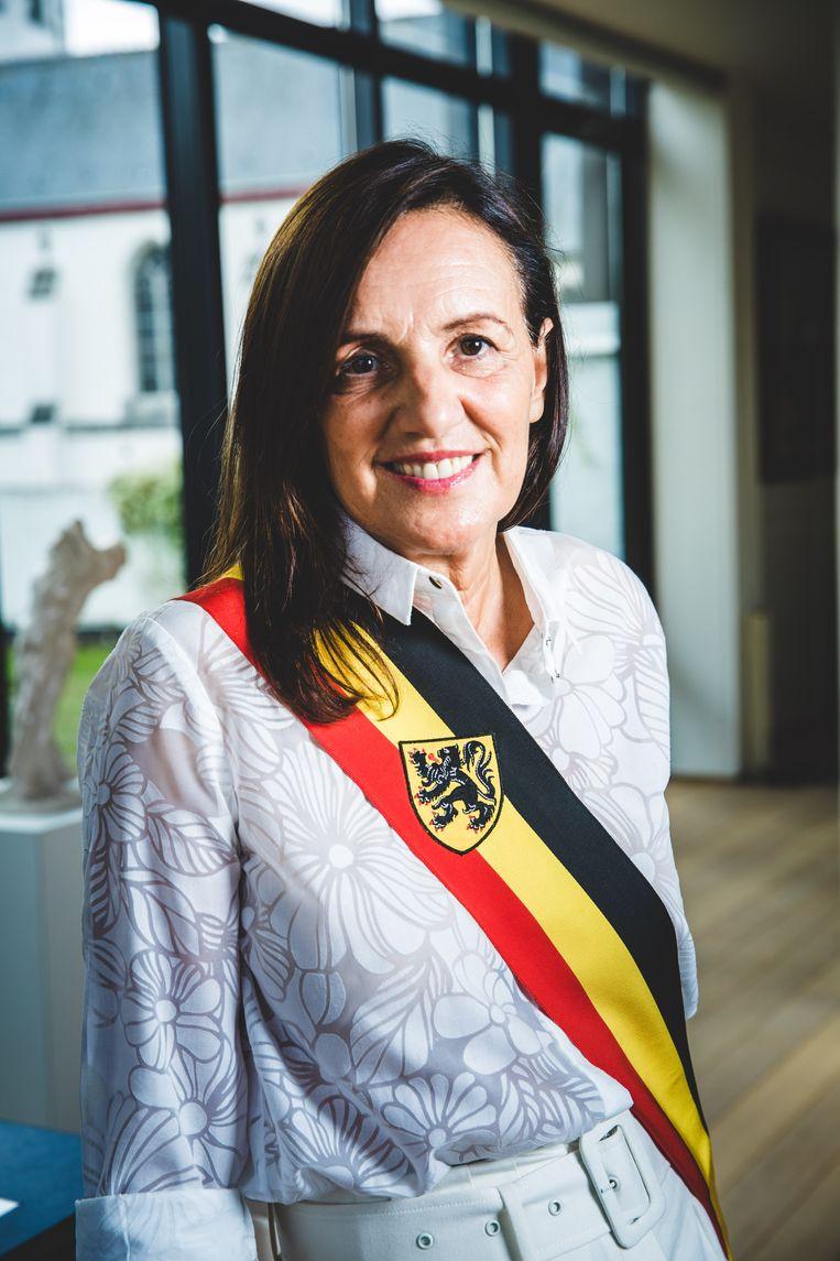 burgemeester, Sint-Martens-Latem, Agnes Lannoo
