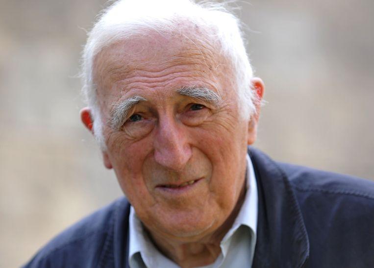 Jean Vanier. Beeld AFP