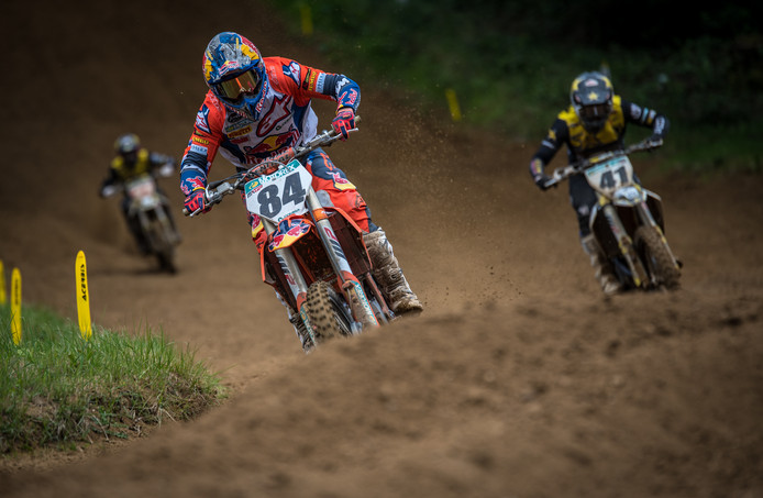 Jeffrey Herlings kwam in 2019 al in actie op de Dutch Masters in Rhenen.